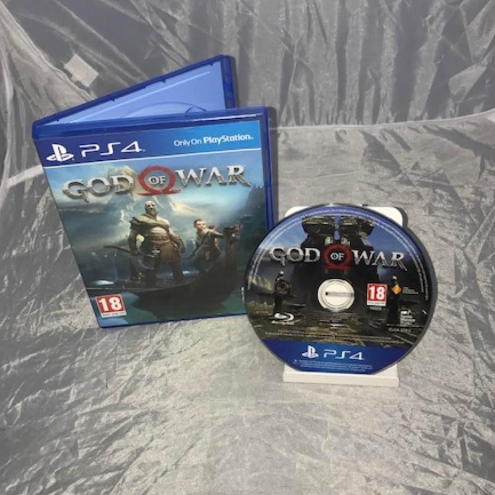 Product photo for PlayStation 4 Game God of War *SALE*
