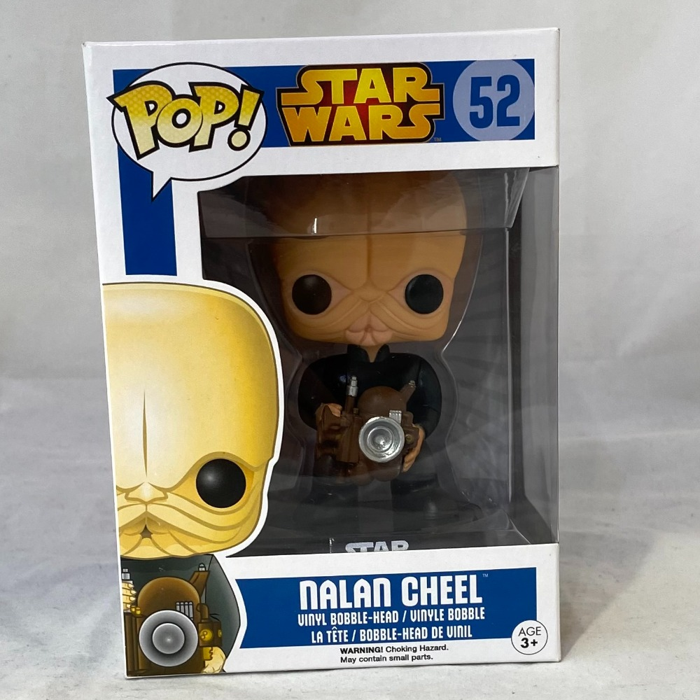 Product photo for Star Wars - Nalan Cheel Funko Pop!