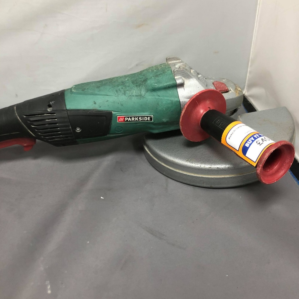 Product photo for !SALE! Parkside Angle Grinder Psw230a1
