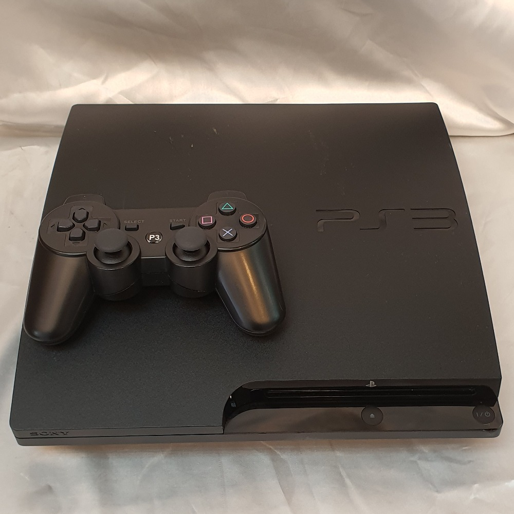 Product photo for Playstation 3 Console