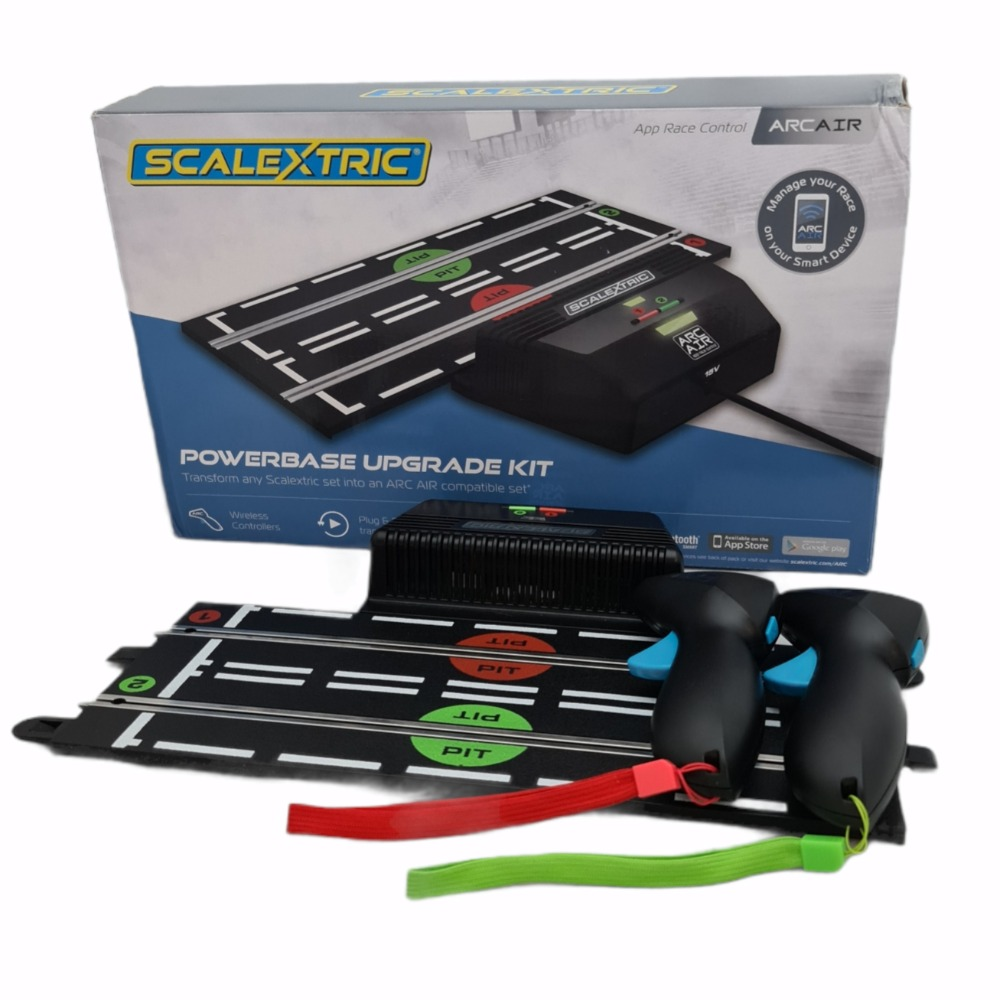 Product photo for Scalextric C8434 ARC AIR Powerbase Upgrade Kit