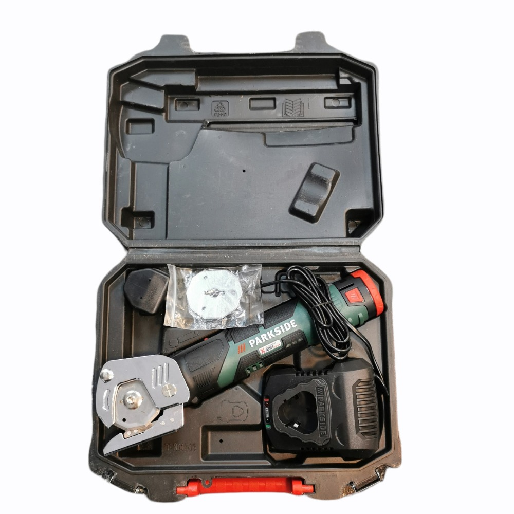 Product photo for Parkside  pmsa 12 b2 cordless multi cutter