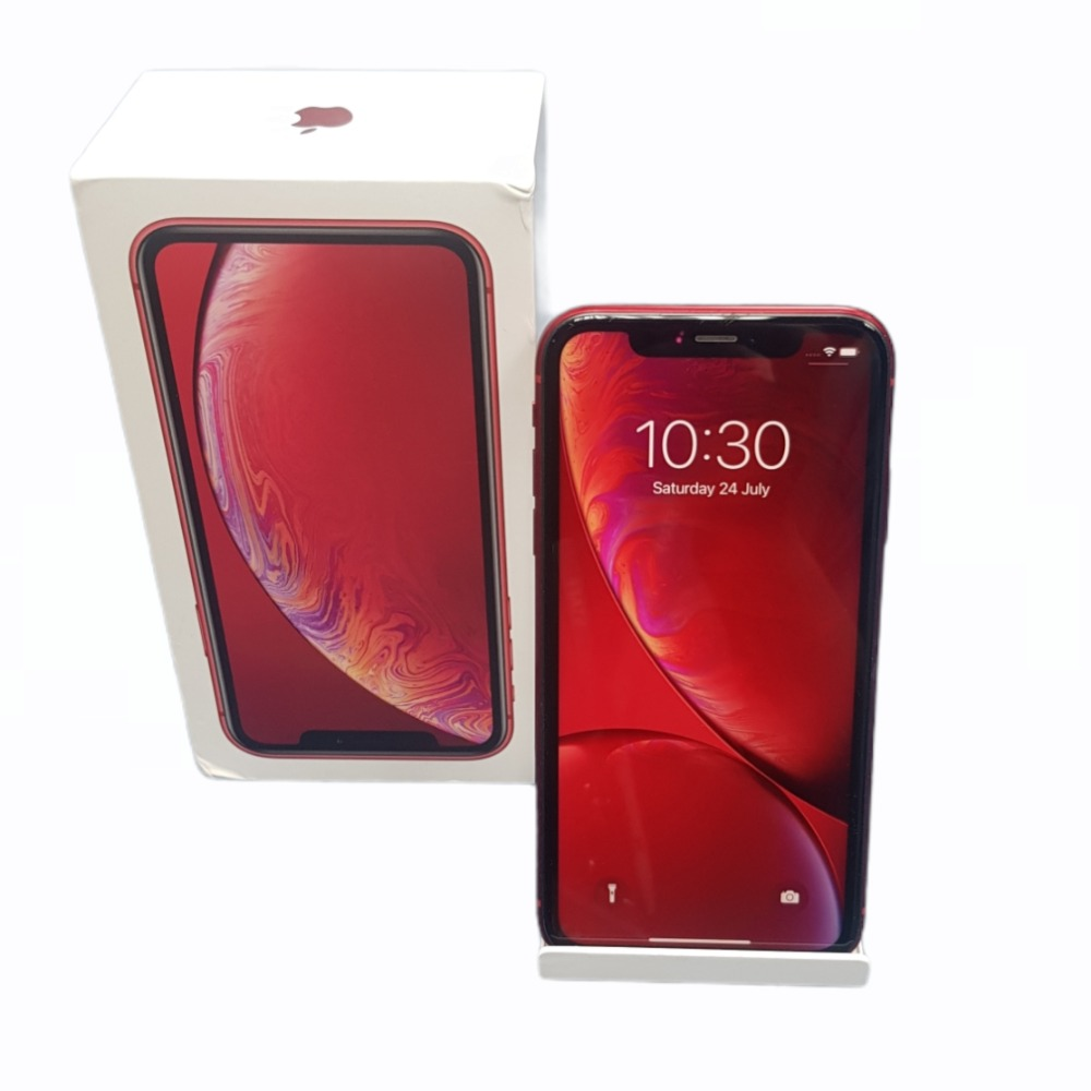 Product photo for iPhone XR 64GB Unlocked