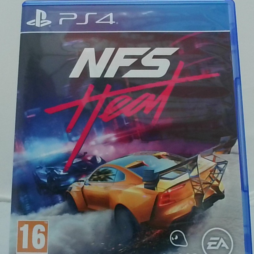 Product photo for NFS Heat PS4