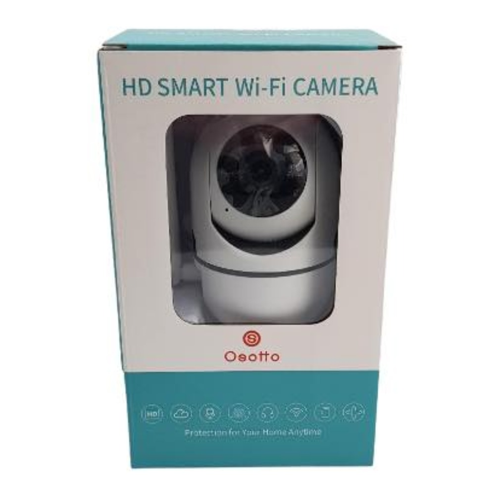 Product photo for Osotto HD Smart WiFi Camera (1080P)