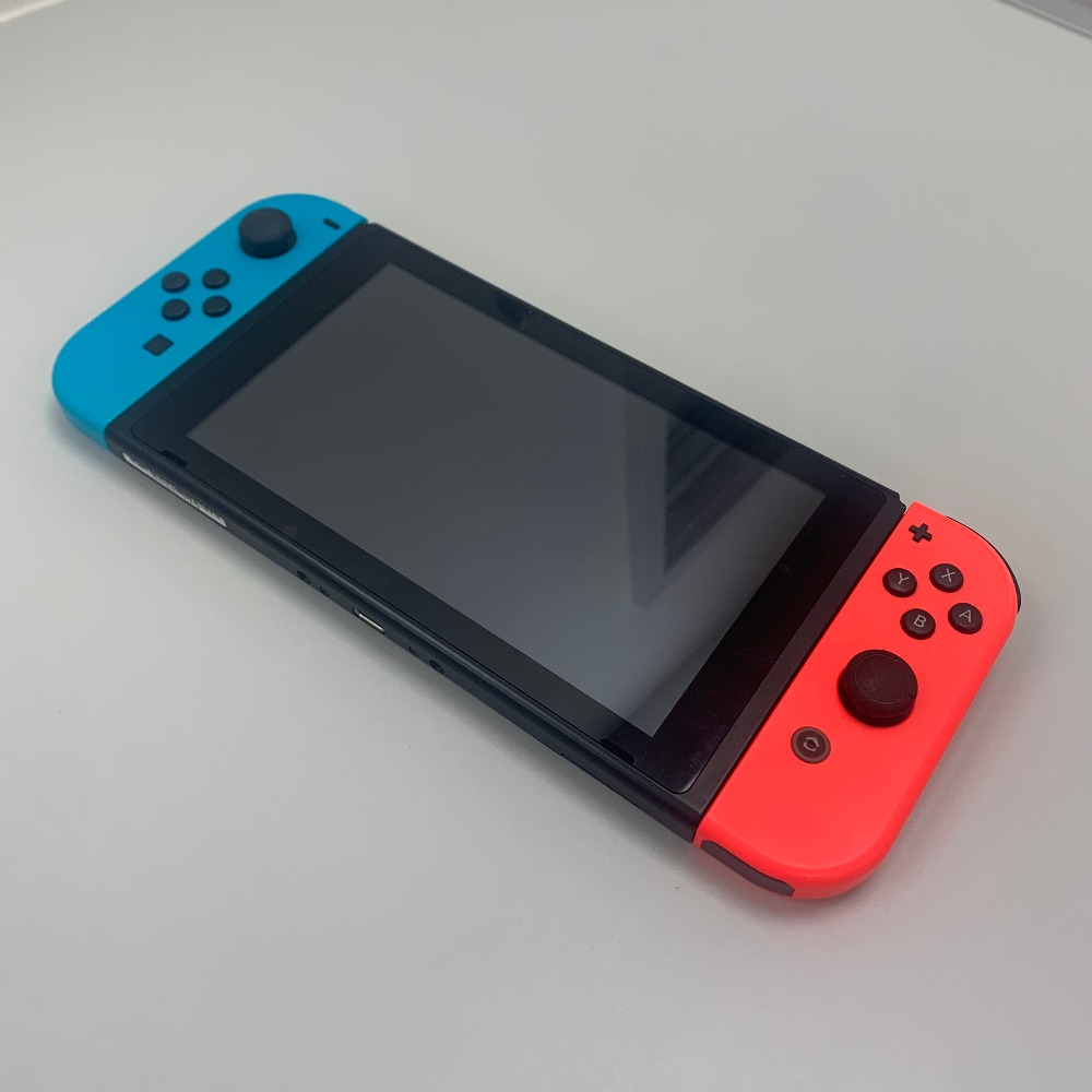Product photo for Nintendo Switch Red/Blue