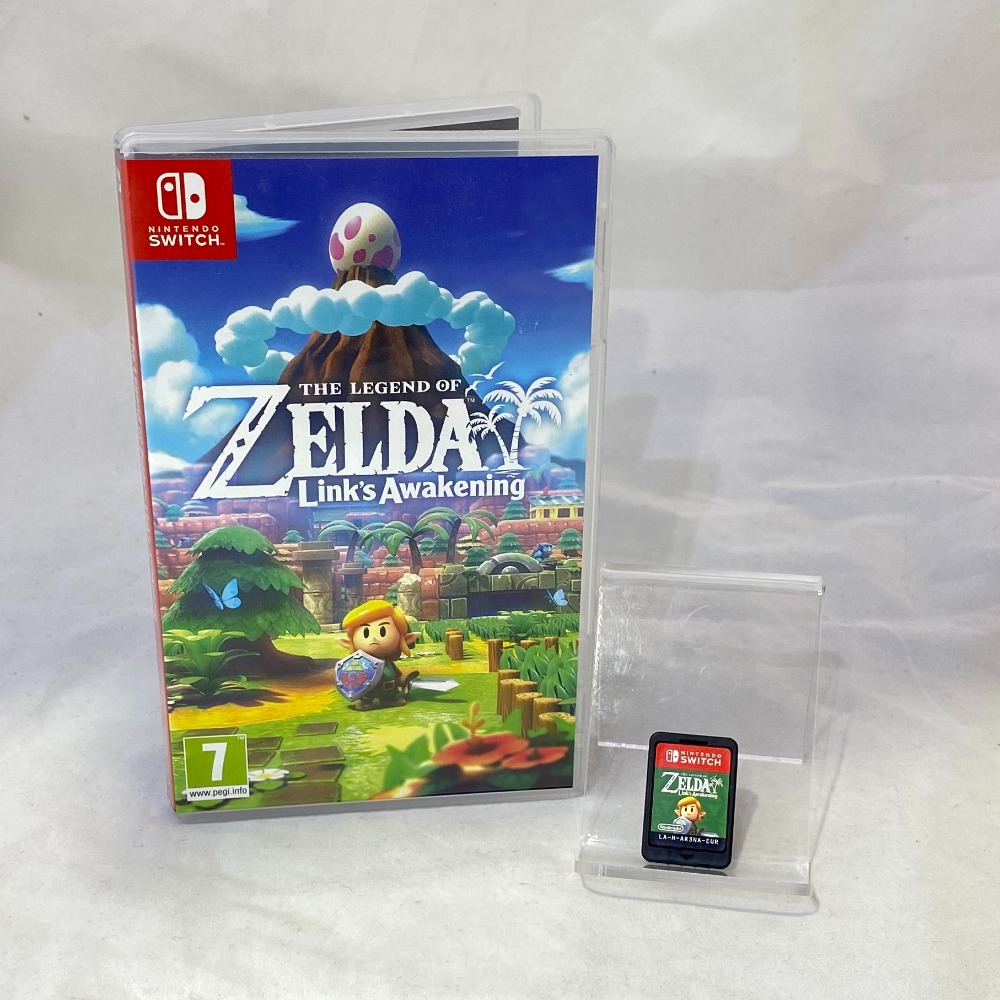 Product photo for The Legend of Zelda-Link's Awakening Nintendo Switch Game