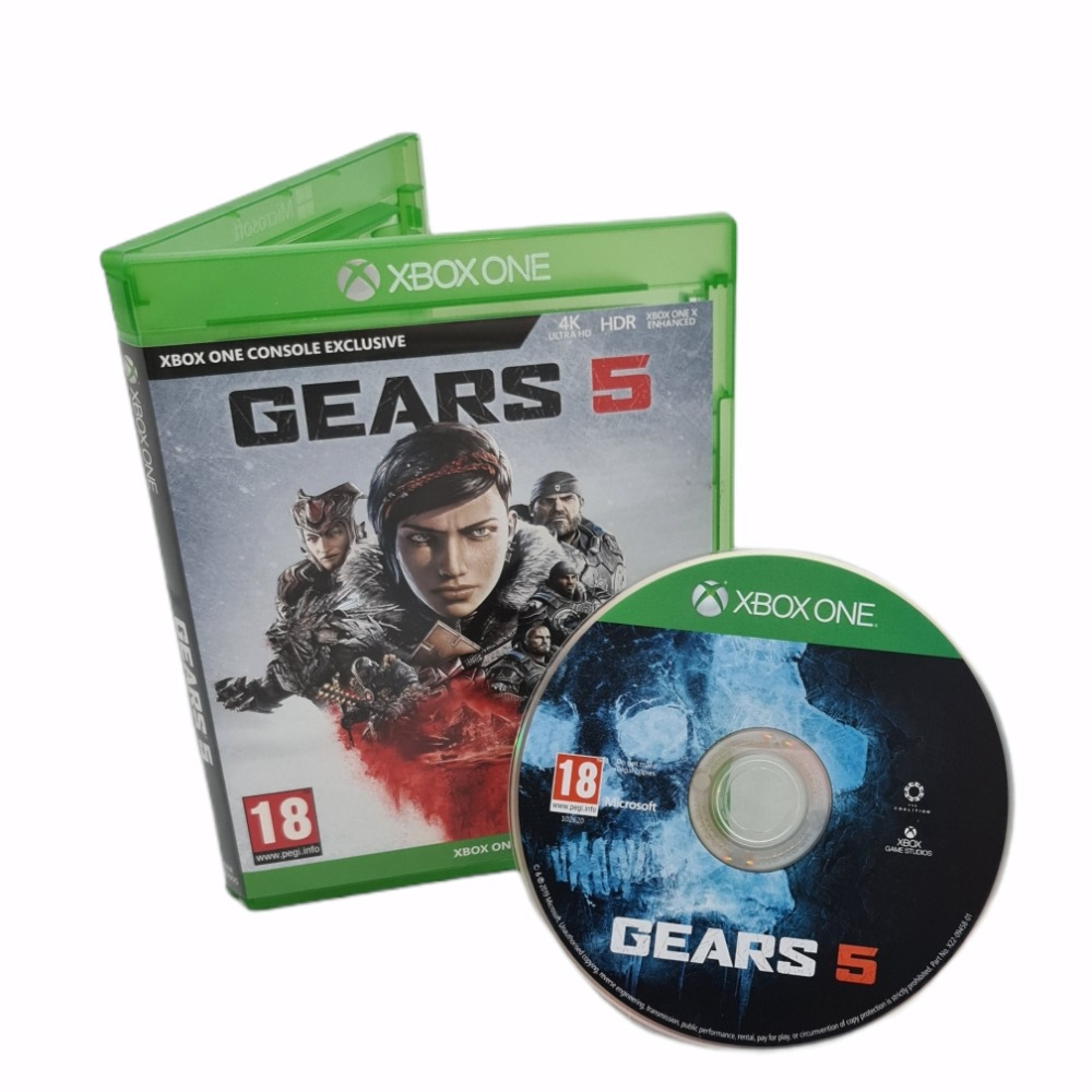 Product photo for Xbox One Game Gears 5