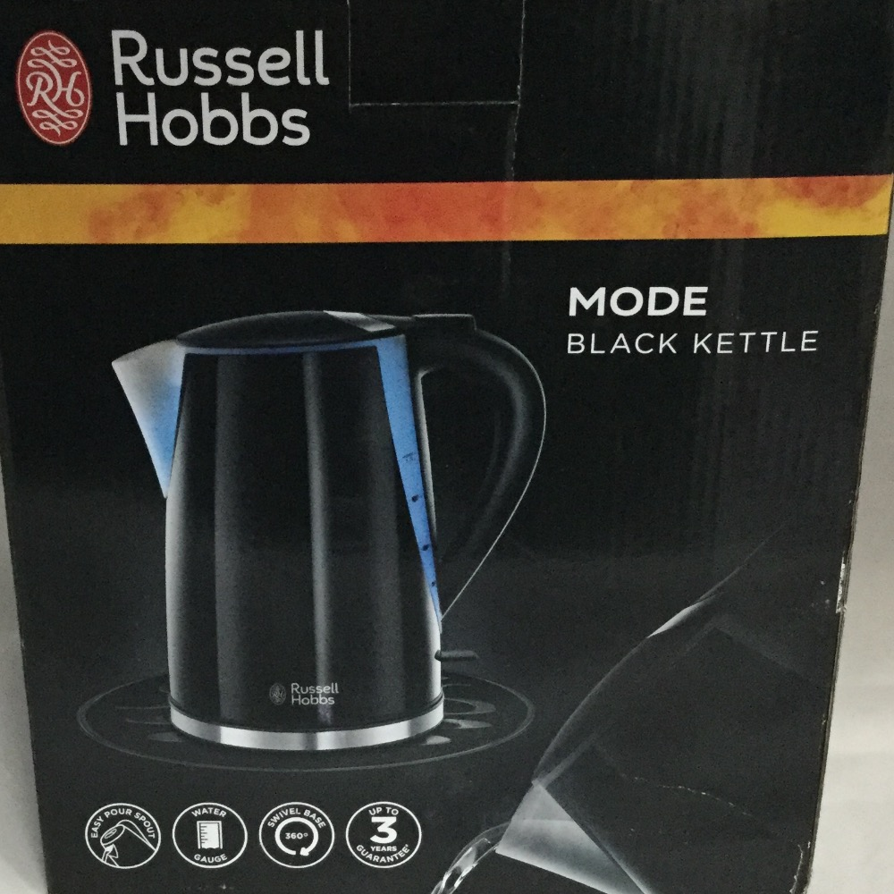 Product photo for Russell Hobbs Mode Blade Kettle
