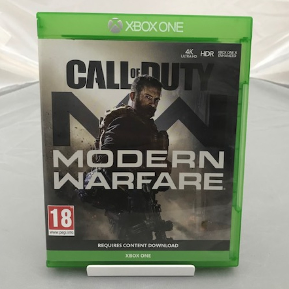 Product photo for Xbox One Game Call of Duty: Modern Warfare