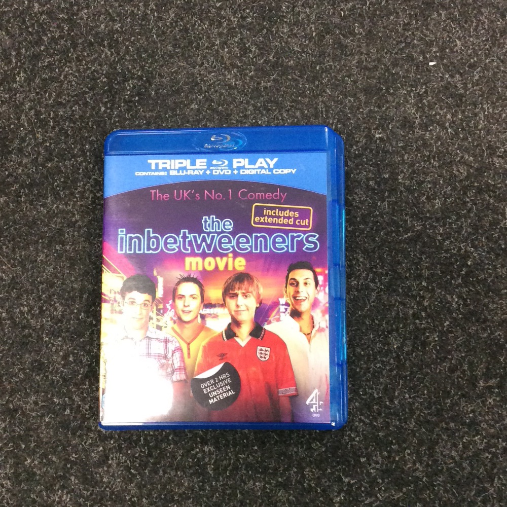 Product photo for Blu-ray The in betweeners movie Blu-Rays