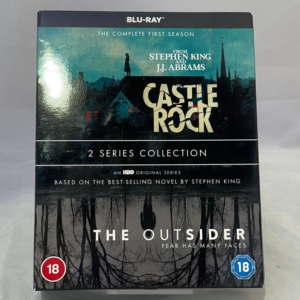Product photo for 2 Series Collection Castle Rock & The Outsider