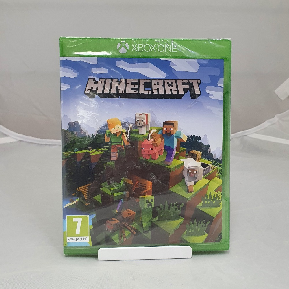 Product photo for Minecraft Xbox One Game