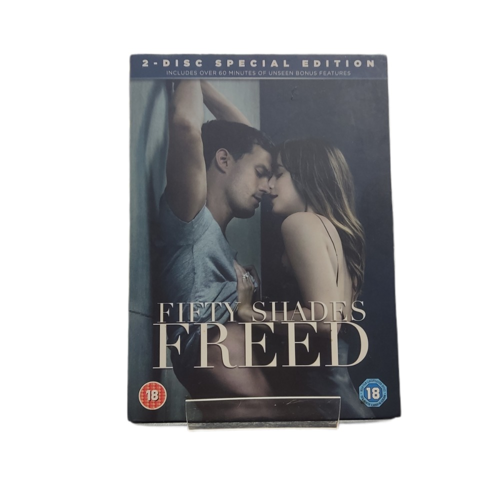 Product photo for DVD Fifty Shades Freed