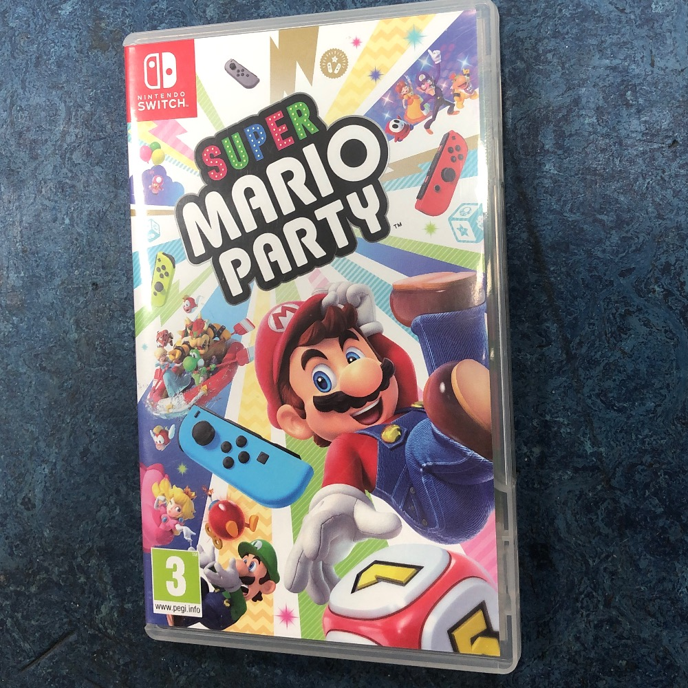 Product photo for Nintedo Switch  super mario party