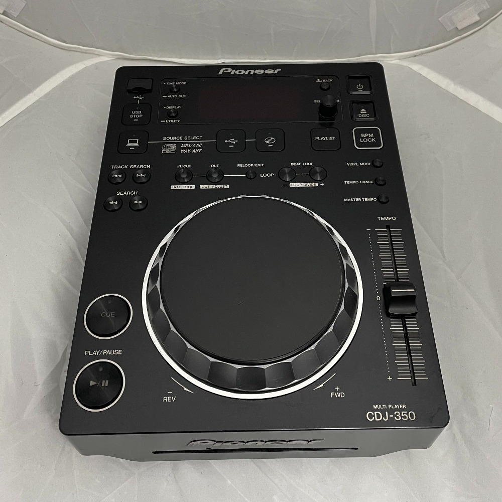 Product photo for Pioneer  CDJ-350