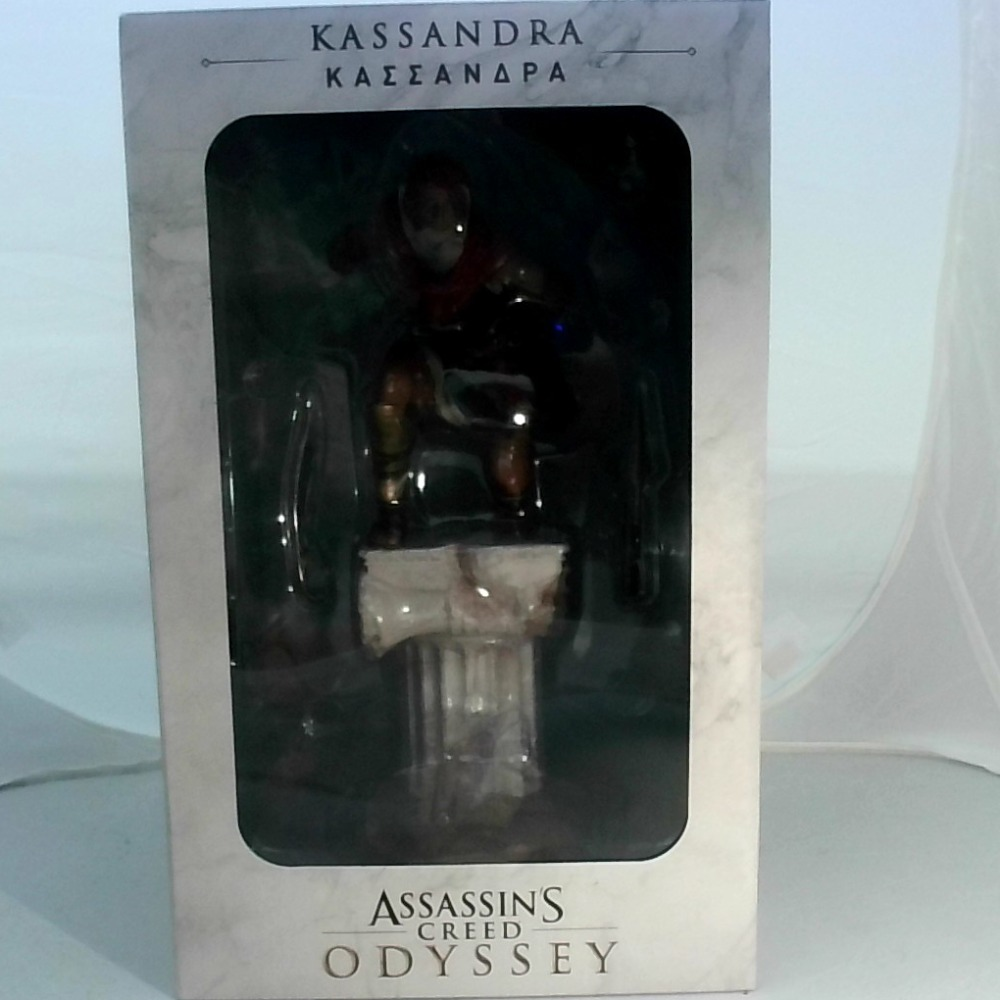Product photo for Assassin's Creed Odyssey Kassandra Figurine