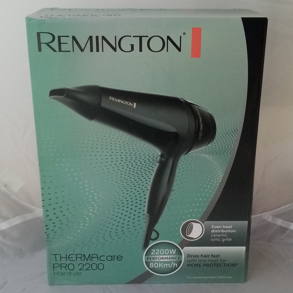 Product photo for Remington THERMAcare Pro 2200