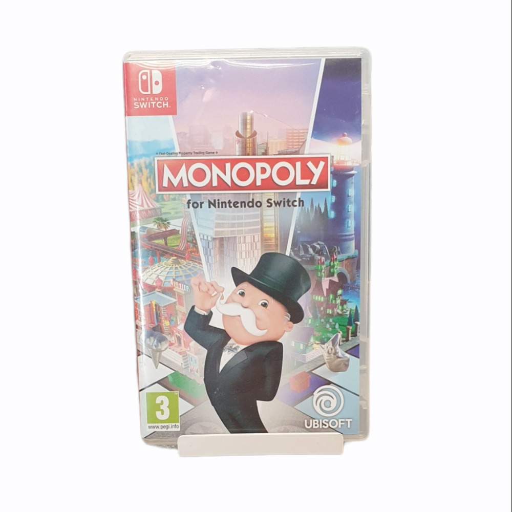 Product photo for Monopoly Switch Game