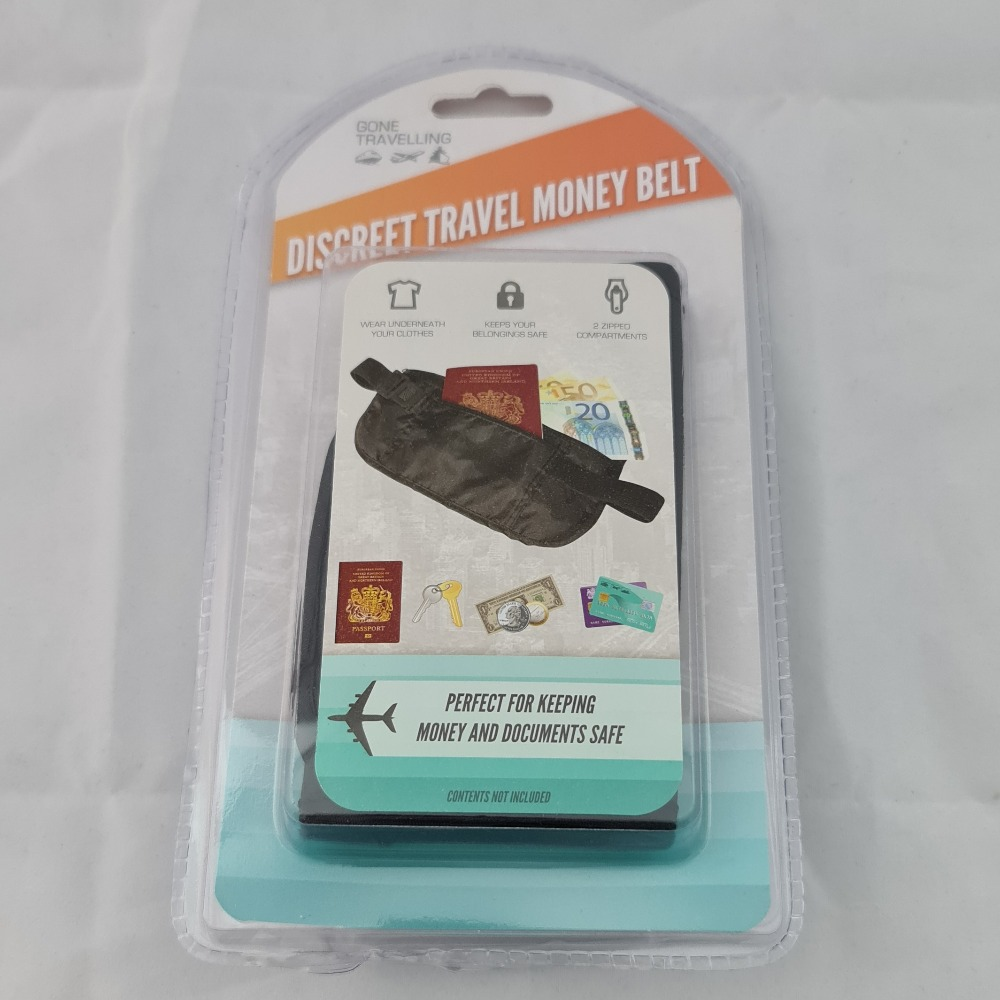 Product photo for Gone Travelling MONEY BELT