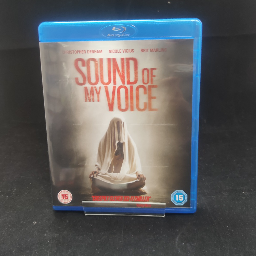 Product photo for Sound Of My Voice Blu-Ray