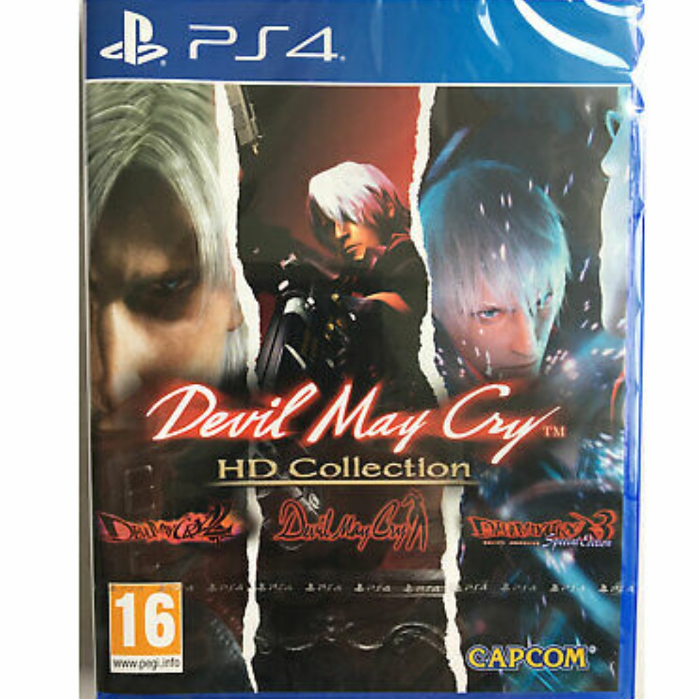 Product photo for Devil May Cry HD Collection